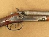 Parker Brothers Double Barrel Shotgun, 1883 Vintage, 12 Gauge - 4 of 16