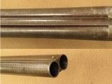 Parker Brothers Double Barrel Shotgun, 1883 Vintage, 12 Gauge - 14 of 16
