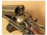 Parker Brothers Double Barrel Shotgun, 1883 Vintage, 12 Gauge - 13 of 16