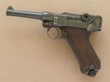 DWM 1921 Luger, Cal. 9mm