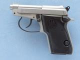Beretta Model 21A Bobcat, Stainless, Cal. .22 LR