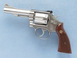 Smith & Wesson Model 67 Combat Masterpiece, Cal. .38 Special, 4 Inch Barrel