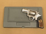 Factory Laser Engraved Ruger Model SP-101, Cal. .357 Magnum