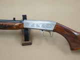 1982 Browning Grade 2 Auto Take-Down .22 Rifle w/ Original Box