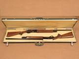 Remington Factory Matched Pair of Model 1100 's, .410 & 28 Gauge