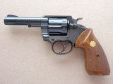 "1979 Colt Lawman Mark III .357 Magnum Revolver w/ 4"" Inch Barrel