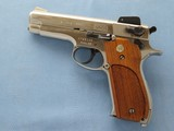 Smith & Wesson Model 539 Nickel 9MM MFG. 1982 **Scarce** SOLD