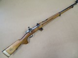 Swedish Carl Gustofs Mauser M-96 6.5X55mm Match Target rifle **MFG. 1918**