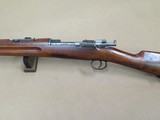 Swedish Carl Gustofs Mauser M-96 6.5X55mm Rifle **MFG. 1909**