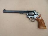 "1978 Smith & Wesson Model 14-4 ""K-38 Target Masterpiece"" .38 Spl. Revolver w/ 8 & 3/8ths"" Barrel** Beautiful All-Original S&W Revolv"