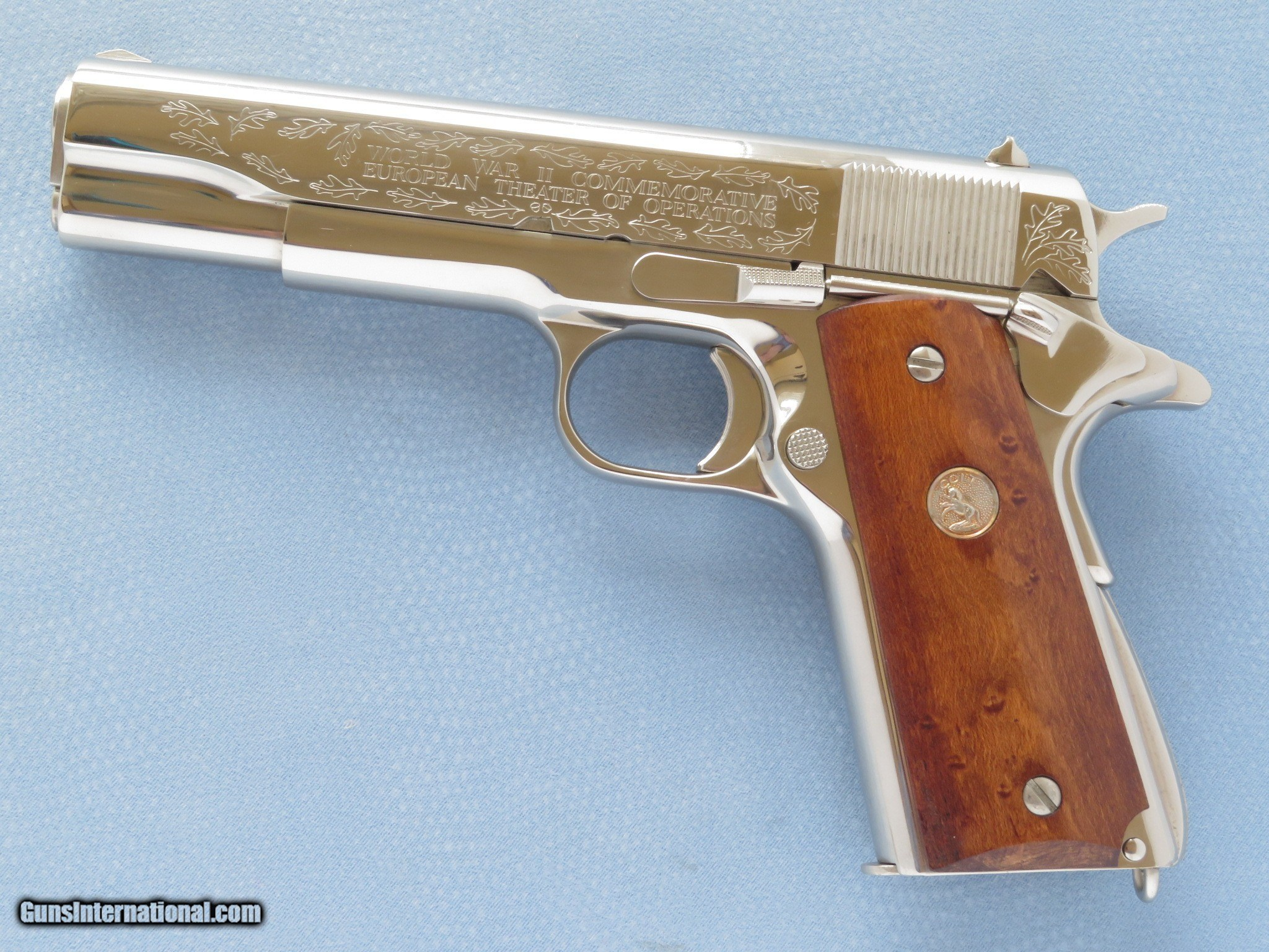 Colt 1970 WWII Series European Theater Model 1911, Cal   45