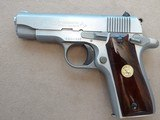 1989 Vintage Colt MkIV Series 80 Government Model .380 Pistol** Nice Colt With Beautiful Grips! **