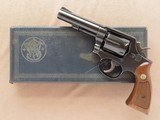 Smith & Wesson Model 10 Military & Police, 4 Inch Heavy Barrel, Cal. .38 Special