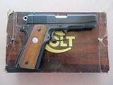 Colt Combat Commander 70 Series Cal. 45 A.C.P. **MFG. 1981**