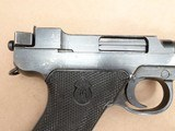 1946 Danish Police Husqvarna M40 Lahti 9mm Pistol Complete Rig** Nice Original Danish Police Lahti Rig! ** - 8 of 25