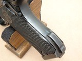 1946 Danish Police Husqvarna M40 Lahti 9mm Pistol Complete Rig** Nice Original Danish Police Lahti Rig! ** - 14 of 25