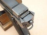 1946 Danish Police Husqvarna M40 Lahti 9mm Pistol Complete Rig** Nice Original Danish Police Lahti Rig! ** - 11 of 25