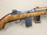 WW2 1943 Inland M1 Carbine in .30 Carbine w/ U.S.G.I. Sling & Oiler