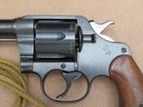 1918 WW1 Colt Model 1917 Revolver .45 ACP w/ Holster, Lanyard, & Web Belt** Stunning Original 1917 Colt!! **SOLD - 4 of 25
