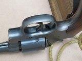 1918 WW1 Colt Model 1917 Revolver .45 ACP w/ Holster, Lanyard, & Web Belt** Stunning Original 1917 Colt!! **SOLD - 16 of 25