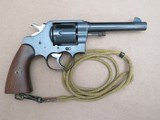 1918 WW1 Colt Model 1917 Revolver .45 ACP w/ Holster, Lanyard, & Web Belt** Stunning Original 1917 Colt!! **SOLD - 6 of 25