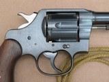 1918 WW1 Colt Model 1917 Revolver .45 ACP w/ Holster, Lanyard, & Web Belt** Stunning Original 1917 Colt!! **SOLD - 8 of 25