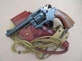 1918 WW1 Colt Model 1917 Revolver .45 ACP w/ Holster, Lanyard, & Web Belt** Stunning Original 1917 Colt!! **SOLD - 1 of 25