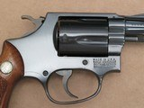 1968-'69 Smith & Wesson Chiefs Special Model 36 No-Dash .38 Special Revolver