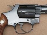 1968-'69 Smith & Wesson Chiefs Special Model 36 No-Dash .38 Special Revolver** Clean & All-Original Model 36 ** SOLD - 7 of 25