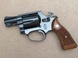 1968-'69 Smith & Wesson Chiefs Special Model 36 No-Dash .38 Special Revolver** Clean & All-Original Model 36 ** SOLD - 25 of 25