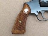 1968-'69 Smith & Wesson Chiefs Special Model 36 No-Dash .38 Special Revolver** Clean & All-Original Model 36 ** SOLD - 6 of 25