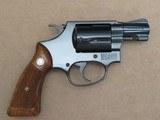 1968-'69 Smith & Wesson Chiefs Special Model 36 No-Dash .38 Special Revolver** Clean & All-Original Model 36 ** SOLD - 5 of 25