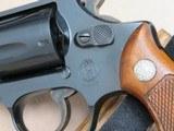 1968-'69 Smith & Wesson Chiefs Special Model 36 No-Dash .38 Special Revolver** Clean & All-Original Model 36 ** SOLD - 24 of 25