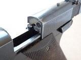 Early 1950's Vintage Hi Standard H-D Military .22 LR Pistol** Nice Original Example of this Superb Model ** SOLD - 24 of 25