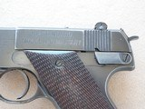 Early 1950's Vintage Hi Standard H-D Military .22 LR Pistol** Nice Original Example of this Superb Model ** SOLD - 3 of 25