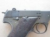 Early 1950's Vintage Hi Standard H-D Military .22 LR Pistol** Nice Original Example of this Superb Model ** SOLD - 7 of 25