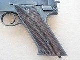 Early 1950's Vintage Hi Standard H-D Military .22 LR Pistol** Nice Original Example of this Superb Model ** SOLD - 2 of 25