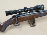 Kimber Super America .22 Rifle w/ Leupold VX2 3-9x33 Ultralight EFR ScopeSOLD
