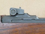 """WW2 Production I.B.M. M1 Carbine in """"Enforcer"""" Folding Stock** Neat Vintage Carbine Mod ** - 25 of 25"""