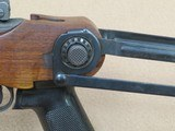 """WW2 Production I.B.M. M1 Carbine in """"Enforcer"""" Folding Stock** Neat Vintage Carbine Mod ** - 20 of 25"""