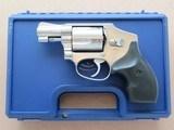 Smith & Wesson Model 640 Centennial .38 Spl. Revolver