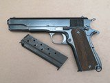 """1940 Vintage Llama """"Extra"""" 1911 Pistol in 9mm Largo** Non-Import Clean Example of this Spanish Military Pistol **"""
