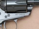 """1972 Ruger Old Model Blackhawk in .45 Colt w/ 7.5"""" Barrel** Extra Clean Blackhawk! ** SOLD - 5 of 25"""