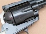 """1975 Vintage Ruger New Model Blackhawk in .30 Carbine Caliber 7.5"""" Barrel** Unfired & Superb Condition! ** - 5 of 25"""