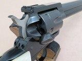 """1975 Vintage Ruger New Model Blackhawk in .30 Carbine Caliber 7.5"""" Barrel** Unfired & Superb Condition! ** - 24 of 25"""