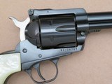 """1975 Vintage Ruger New Model Blackhawk in .30 Carbine Caliber 7.5"""" Barrel** Unfired & Superb Condition! ** - 3 of 25"""