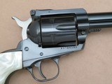 """1974 Ruger New Model Blackhawk in .41 Magnum w/ 6.5"""" Barrel** Superb Example of 1st Yr. Production for New Model **SOLD - 3 of 25"""