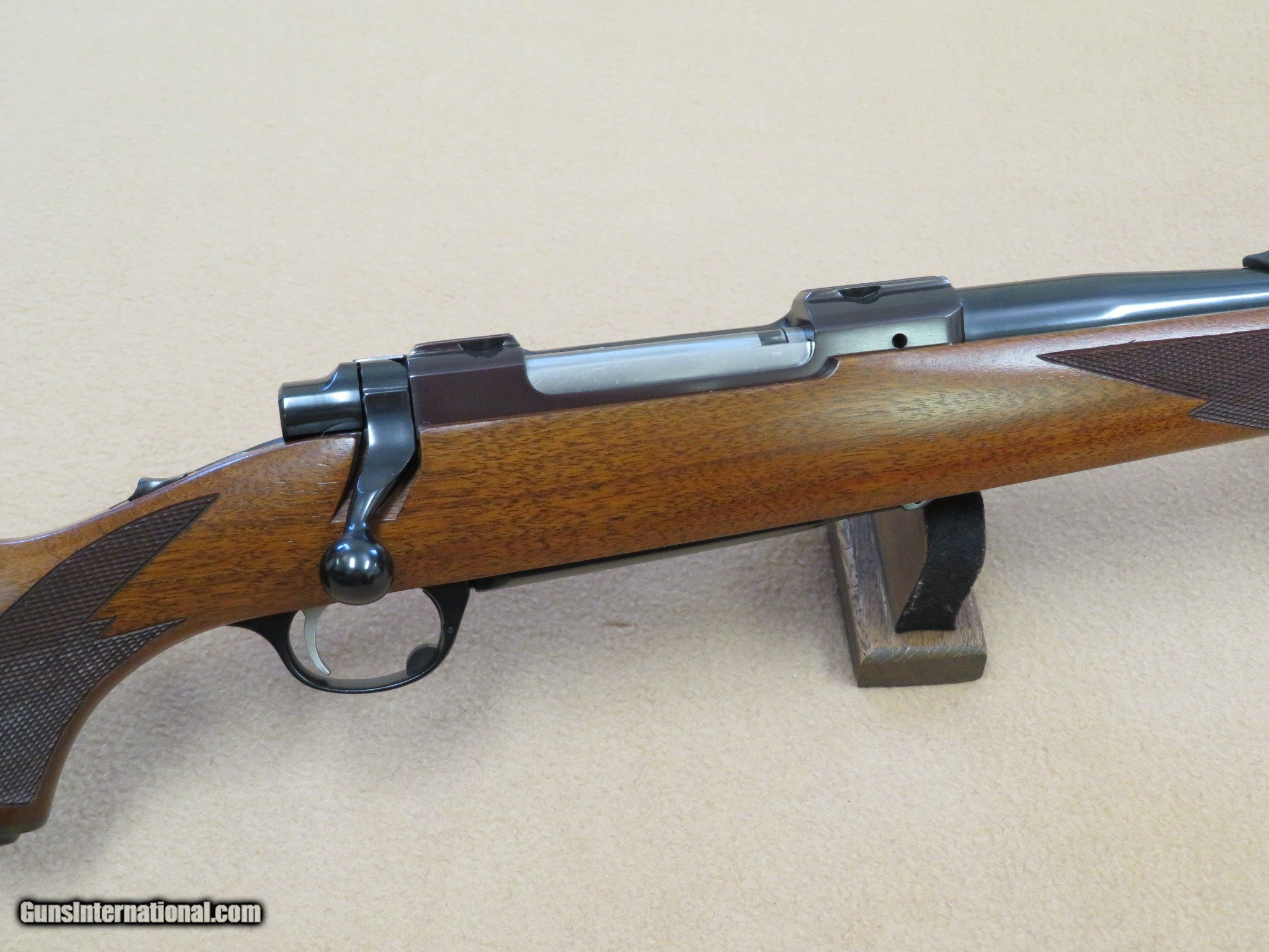 1989 Ruger Model 77RS In 7mm Remington Magnum Caliber W Tang Safety Beautiful
