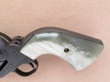 Ruger 3-Screw Flat-top Blackhawk, Cal. .357 Magnum, 1960 Vintage, 4 5/8 Inch Barrel - 4 of 8