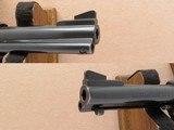 Ruger 3-Screw Flat-top Blackhawk, Cal. .357 Magnum, 1960 Vintage, 4 5/8 Inch Barrel - 6 of 8